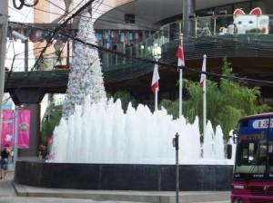 Новогодний Бангкок