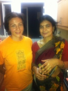 Индийские мамы
