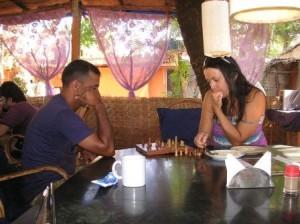 Шахматы - международный язык.