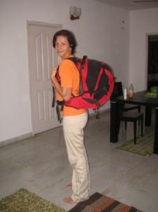 Я и мой рюкзак