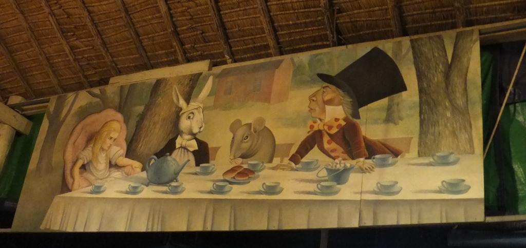 "Картина в ""Белом кролике"""