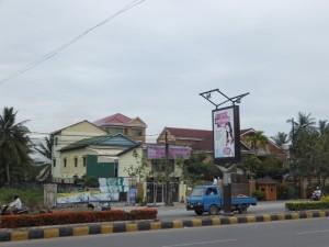Камбоджа. Сиануквиль.