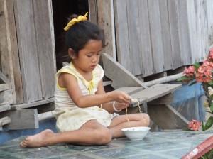 Дети Лаоса!