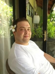 Вася на Бали!
