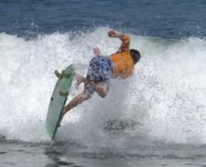 Серфинг падения!