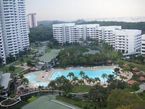 Новая квартира в Сингапуре!