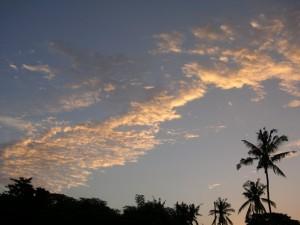 Балийский вечер!