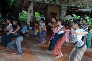 Дети Бали.