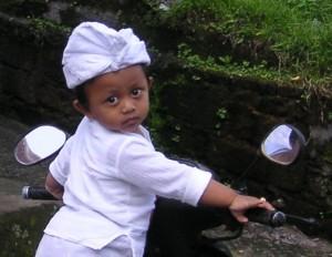 Дети Бали!