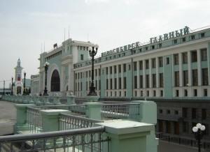 Лечу в Новосибирск!