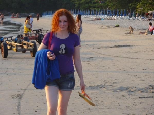 Пляж Ката. Пхукет.