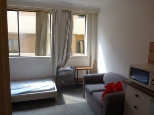 Квартира в Сиднее.