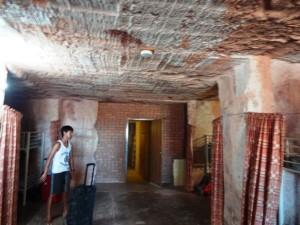 Наш отель в опальном подземелье!