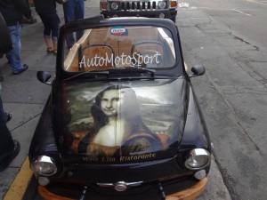 Экзотические машины в Сан-Франциско!
