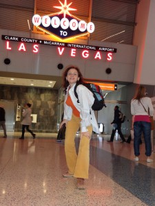Ну, здравствуй, Лас-Вегас!