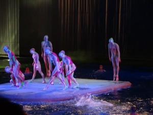 Цирк Дю Солей! «О» - водное шоу!