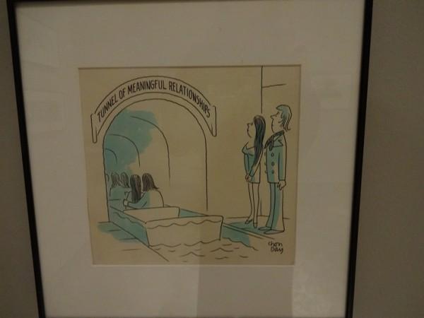 Cartoon Art Museum.