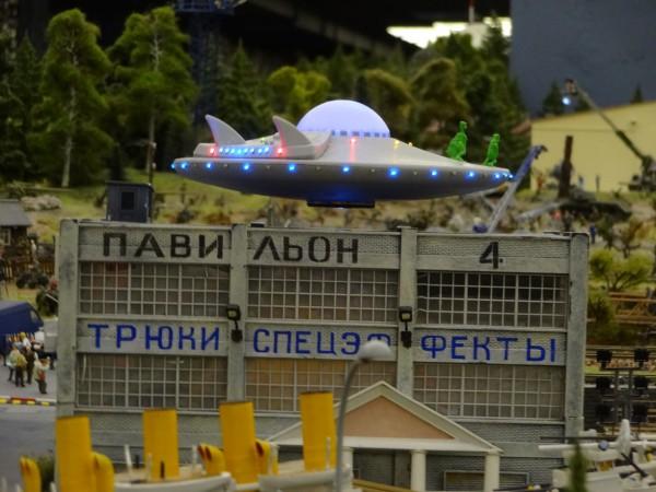 Макет России в Питере!
